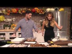 Coconut fried chicken! Chrissy Teigen shares her recipe with Joe Zee. Get social with FABLife: Like FABLife on Facebook: http://on.fb.me/1IsPOsO Follow FABLi...