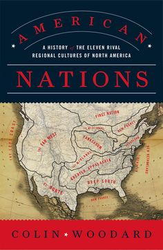 READ THIS. I loved this book. Very interesting, and makes you question your culture. Where did you ideals come from? American Nations: A History of the Eleven Rival Regional Cultures of North America: Colin Woodard: