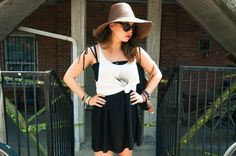 Gracie Carroll from our Spring Style Blogger contest...