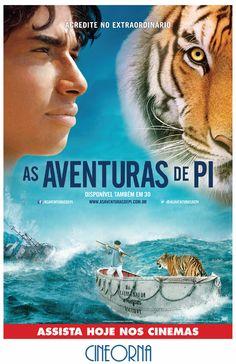 "CineOrna! [ESPECIAL] – ""As Aventuras de Pi""!!"