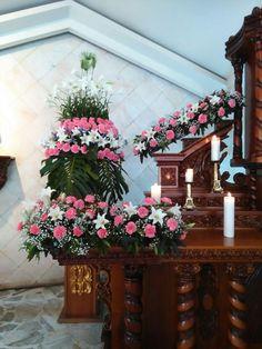 altar mayor santuario euca ristico niño Jesús de Praga, San Juan de Pasto