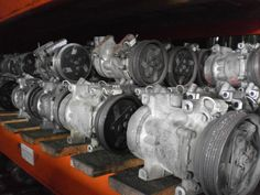 Ar condicionado compressores