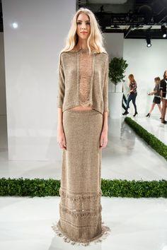 RACHEL ZOE The Best Looks From New York Fashion Week Spring/Summer 2016  - ELLE.com