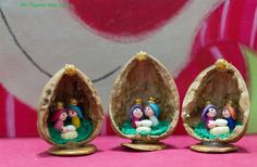 Mini nacimientos, pesebres, belenes | Flickr - Photo Sharing!
