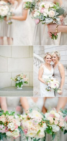 Library Wedding Neutral