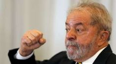 """Image copyright                  Reuters                  Image caption                     Ex-leader Lula has come to the defence of his protegee and successor in office, Dilma Rousseff   Brazil's """"man of the people"""" is now pleading with Brazilians to trust a politician many have come to despise. Brazil's former President Luiz Inacio Lula de Silva has mounted a desperate defence of his hand-picked successor in office, Dilma Rousseff"""