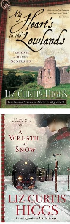 A Victorian Christmas in Scotland with Liz Curtis Higgs