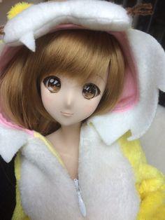 Smart Doll Mirai Suenaga by youmouichigoya