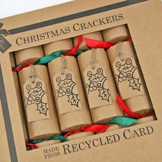 Xmas Crackers - As made by Celebration Crackers