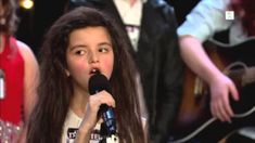 Amazing (Angelina Jordan) Eight Year Old Sings I'm a Fool to Want You - ...