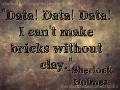 Sherlock Holmes Quotes - Bing images