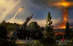 Fulda Gap: 'Tactical Strike' by dustycrosley.deviantart.com on @DeviantArt