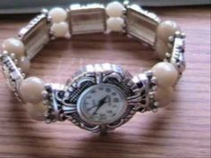 How to make a bracelet watch PART 1