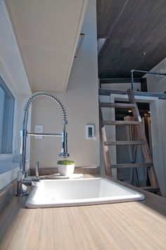 The Sakura, our 3rd custom tiny house on wheels, is one of the most luxurious tiny house on wheels ever built. This house is designed for every weather.