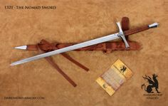 The Nomad Medieval Sword