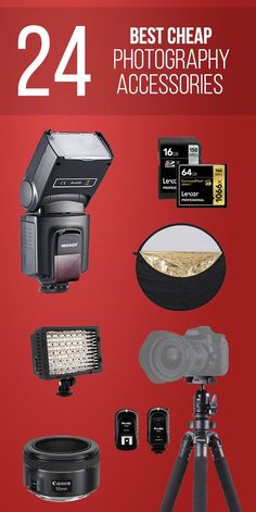 24 Best Cheap and Useful Photography Accessories | Smashing Camera