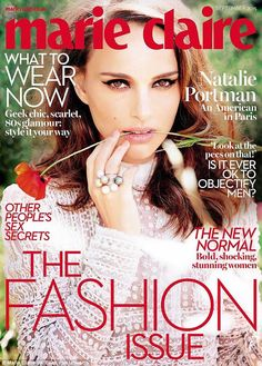 Natalie Portman - Marie Claire UK 2015 #SeptemberIssue