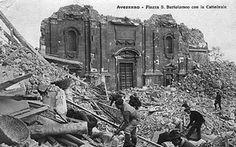 #Terremoto di #Avezzano, #Marsica, 13 gennaio 1915, #Abruzzo cartolina collana - Furio Arrasich -