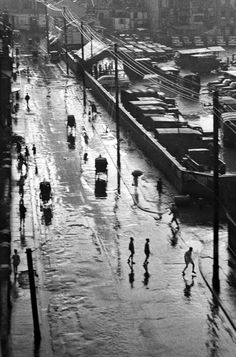 Fan Ho - Shanghai, 1945 From The Living Theatre