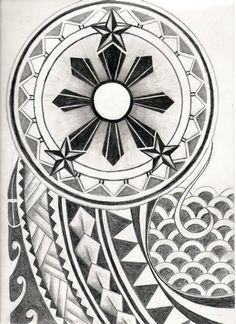 filipino tattoo with eagle - Google Search