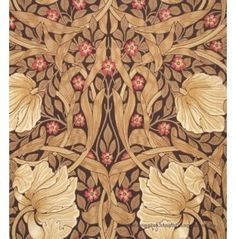 William Morris Pimpernel (Engelska Tapetmagasinet)