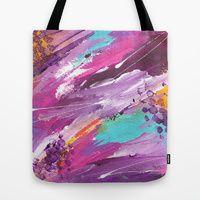 Tote Bags by Judy Applegarth | Society6