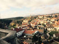 Veszprém itt: Veszprém megye Hungary, Four Square, Paris Skyline, Places, Travel, Viajes, Destinations, Traveling, Trips