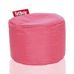 Amazon.com: Fatboy Point Bean Bag Ottoman - Bright Pink: Kitchen & Dining furniture living room relax chair