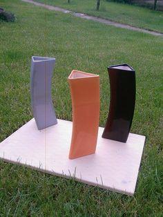 Modern vases.