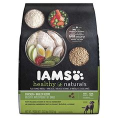 IAMS Healthy Naturals Adult Chicken and Barley Recipe Dry Dog Food 23.2 Pounds * Check this useful article by going to the link at the image.