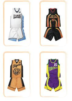 We are the Online basketball jersey creator. Go through easy steps ...