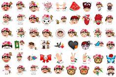 Los emojis en la actualidad se han convertido en la forma pictórica de expresar nuestros sentimientos a través del las conversaciones en los chats de manera fácil y divertida. Las