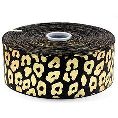 mdribbons Gold Cheetah Leopard Print Foil Ribbon-3 Inches... https://www.amazon.com/dp/B01G55EUHW/ref=cm_sw_r_pi_dp_vG0GxbAH9FPHY