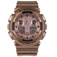GA-100GD-9ADR Casio G-Shock Mens Watch