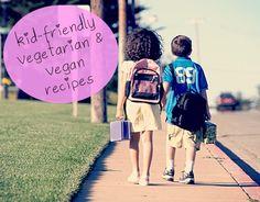 kid friendly vegetarian recipes #vegetarian #recipes