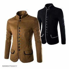 SKU: N0XIKKS7TG02V17 Color: Black, Camel Size: L Category: Men > Men's Jackets & Outerwears Price: US $55.17 | PKR 5849… #Vivoren #Fashion