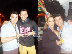 SAMBA CONEXÃO NEWS - Curta nossa página:www.facebook.com/conexaosambar/?fref=nf- Ao lado de pessoas que eu adoro, Dj Guilherme(meu Dj preferido) e Renata Frisson(Mulher Melão), gosto muito.
