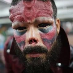 Man Cuts Off Nose to Look Like is listed (or ranked) 11 on the list The Most Extreme Body Modifications Ever