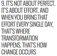 Jillian Michaels - That's How Change Occurs