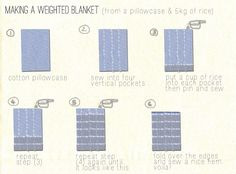 Greatfun4kids: So... I SEWED! (weighted blanket tutorial) this is really a pillow case