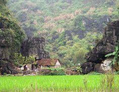 via www.mountainadventures.com  Tam Coc, Vietnam.