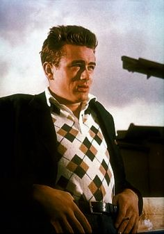 "James Dean - ""Rebel without a Cause""-1955."