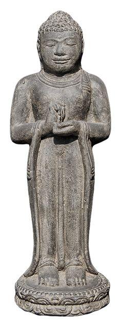 Boeddha staand chakra