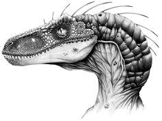 Jurassic Park III Velociraptor revamped design