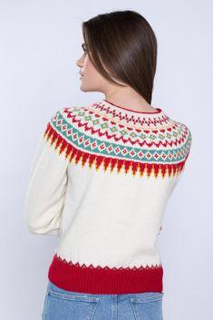 DSA19-01 Sonjajakken | Du Store Alpakka Turtle Neck, Pullover, Store, Sweaters, Diy, Fashion, Crafts, Manualidades, Moda