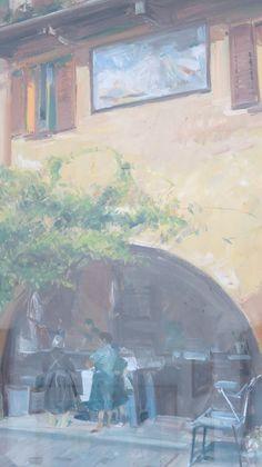 Un borgo racconta se stesso ed il 'suo' pittore - laBissa.com