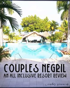 2b6d2d20f4dab A Couples Negril Review and what to expect at this all-inclusive resort.  Negril