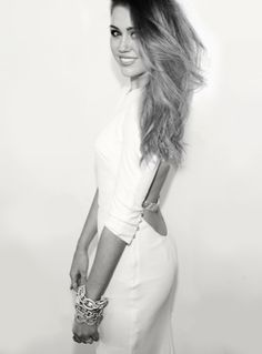 I have an obsession with Miley Cyrus tonight.