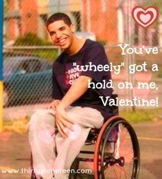 Happy Valentine's Day from Degrassi and thirtysometeen.com!