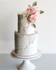 Trendy And Gorgeous Wedding Cake For Your Wedding Fantasy 2020; Wedding Cakes; Floral Wedding Cakes; Floral Cakes; Romantic Cakes; Fondant Wedding Cake; Cheese Wedding Cake; Nude Wedding Cake; Buttercream Wedding Cake;#weddingcake #floralweddingcake #cake #weddingart #fondantcake #cheesecake #nudecake #buttercreamcake Fondant Wedding Cakes, Buttercream Wedding Cake, Floral Wedding Cakes, Floral Cake, Fondant Cakes, Wedding Art, Rustic Wedding, Our Wedding, How To Make Cheesecake